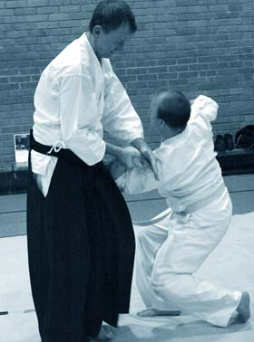 Aikido Manchester. Bolton and Chorley